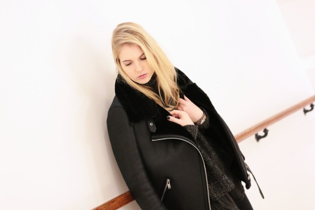 olivialsy_outfit_all_black_everything_zara_bikerjacke1